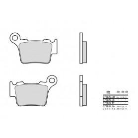 Plaquettes de frein Brembo Métal Frité (arrière)