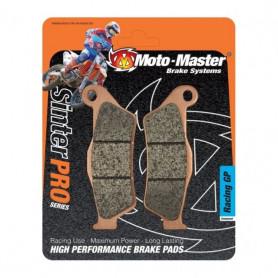 Plaquettes avant Motomaster Sinter Pro Racing GP