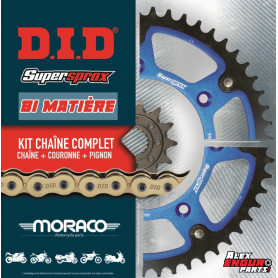 Kit chaine renforcé Supersprox Stealth
