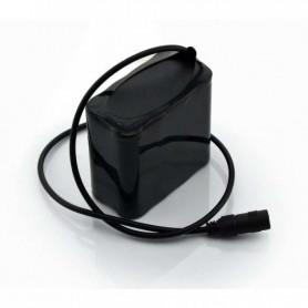 Batterie lampe de casque 6 éléments